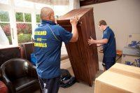 Careful movers of household items
