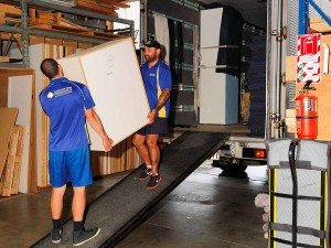 commercial deliveries auckland