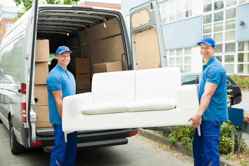 Trust the experts for furniture removals